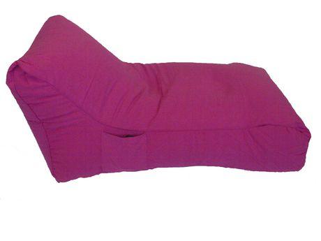 lit d appoint fauteuil poire geant rose de boscoman