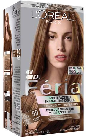Gel Colorant Feria 59 De LOral Paris Couleur Vibrante