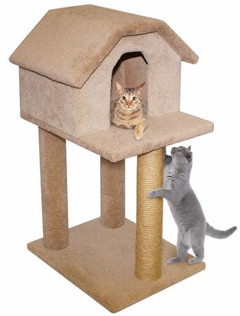 Fantasy Manufacturing Cat House Walmart Canada