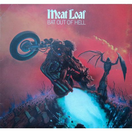 Meat Loaf Bat Out Of Hell Remaster Walmart Canada