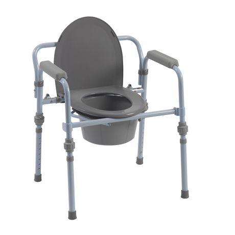 Chaise Daisance Pliante Avec Seau Et Pare Claboussures