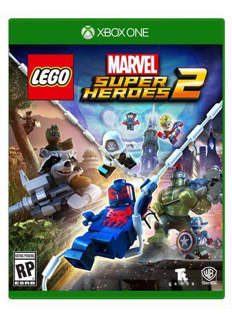 Lego Marvel Super Heroes 2 Xbox One Walmart Canada
