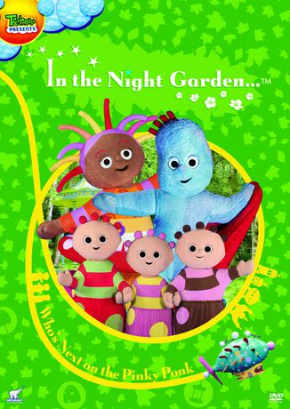 In The Night Garden Whos Next On The Pinky Ponk DVD
