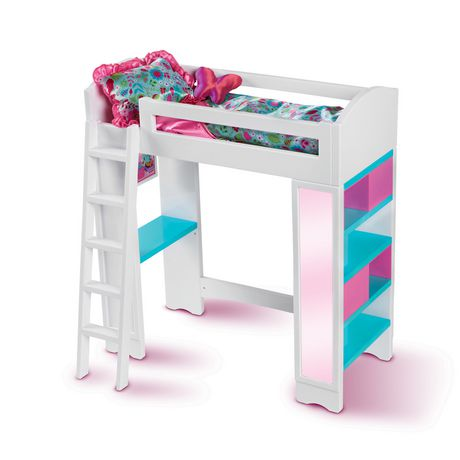 My Life As Toy Loft Bed Walmart Canada