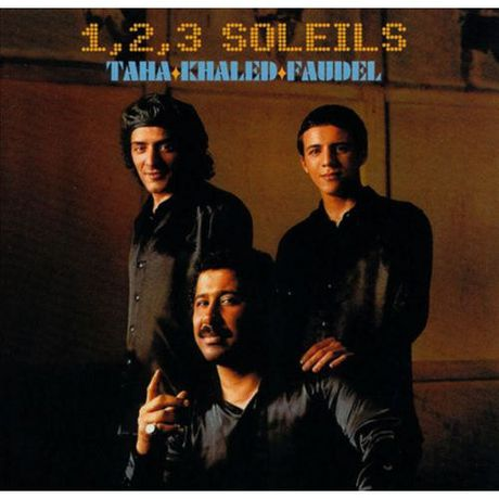 Taha Khaled Faudel 123 Soleils Walmart Canada