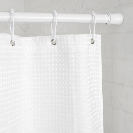 mainstays 86 adjustable tension shower rod