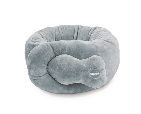 sharper image portable massage travel pillow