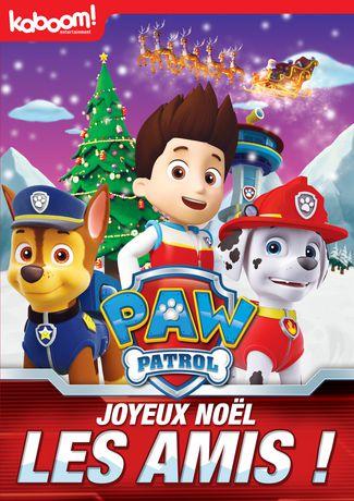 DVD Joyeux Nol Les Amis De La Pat Patrouille Franais