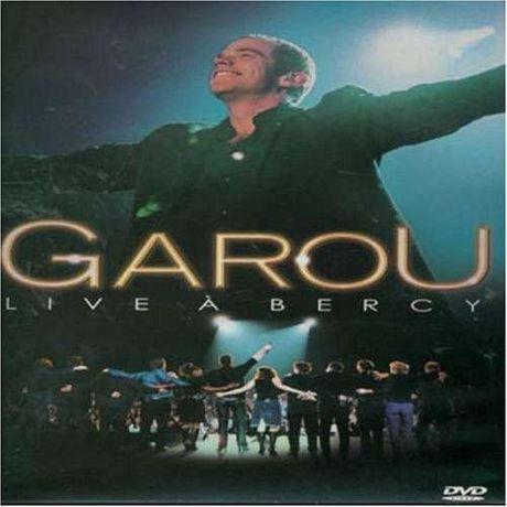 Garou Live Bercy Music DVD Walmart Canada