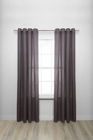 umbra regal curtain rod with cage finials 1 inch diameter extends 72 144 inches nickel
