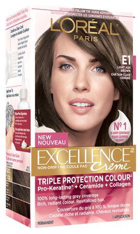 Coloration Pour Cheveux Excellence Crme E1 De LOral