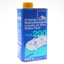 ATE Type 200 Racing Brake Fluid - DOT 4