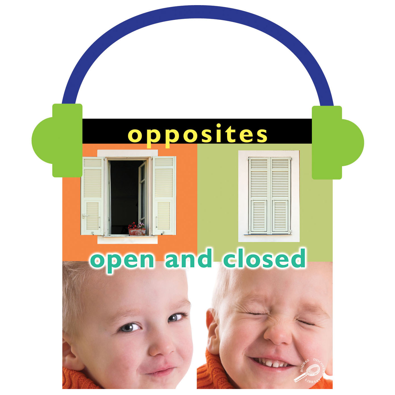 Opposites Open And Closed