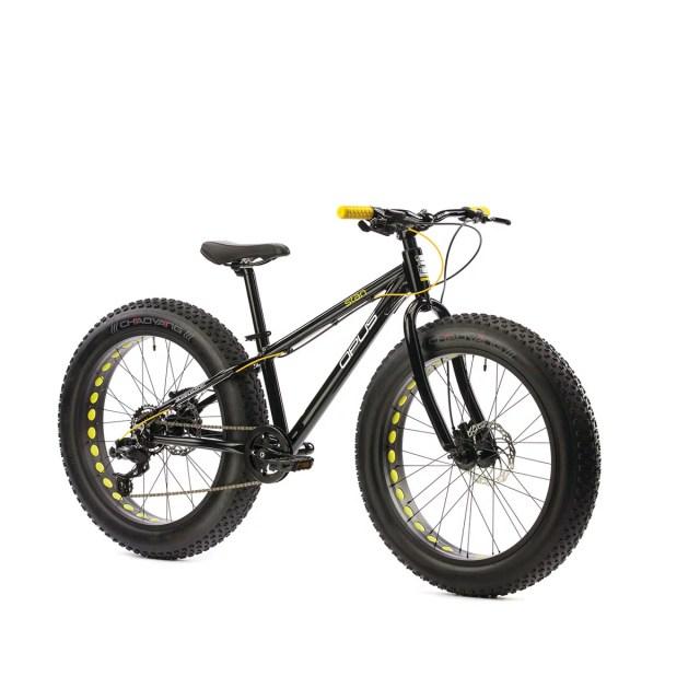 Opus Bike Stan Youth Mountain Bicycle (Black) - Walmart.com