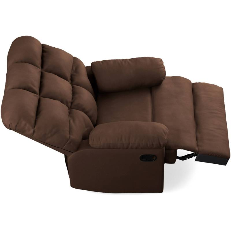 Montero Convert A Couch Sofa Bed With 2 Recliners Multiple Colors