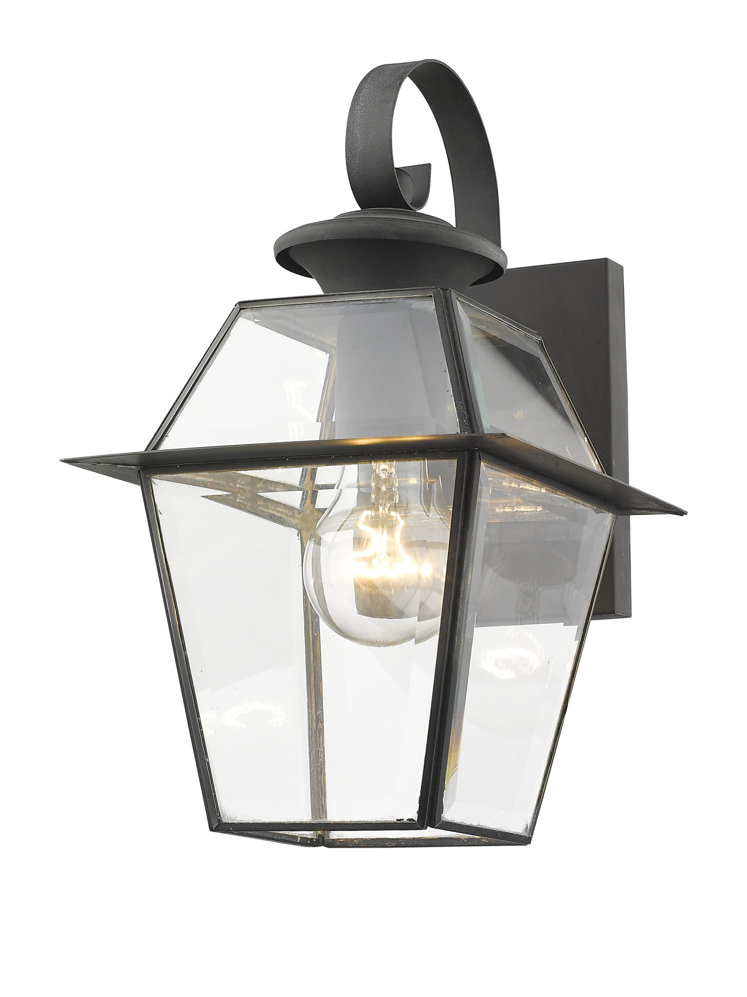 livex lighting westover 1 light outdoor wall lantern
