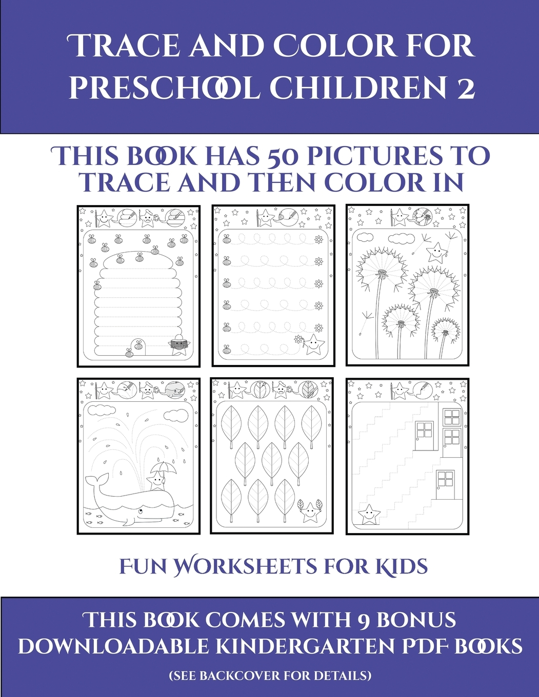 Fun Worksheets For Kids Fun Worksheets For Kids Trace