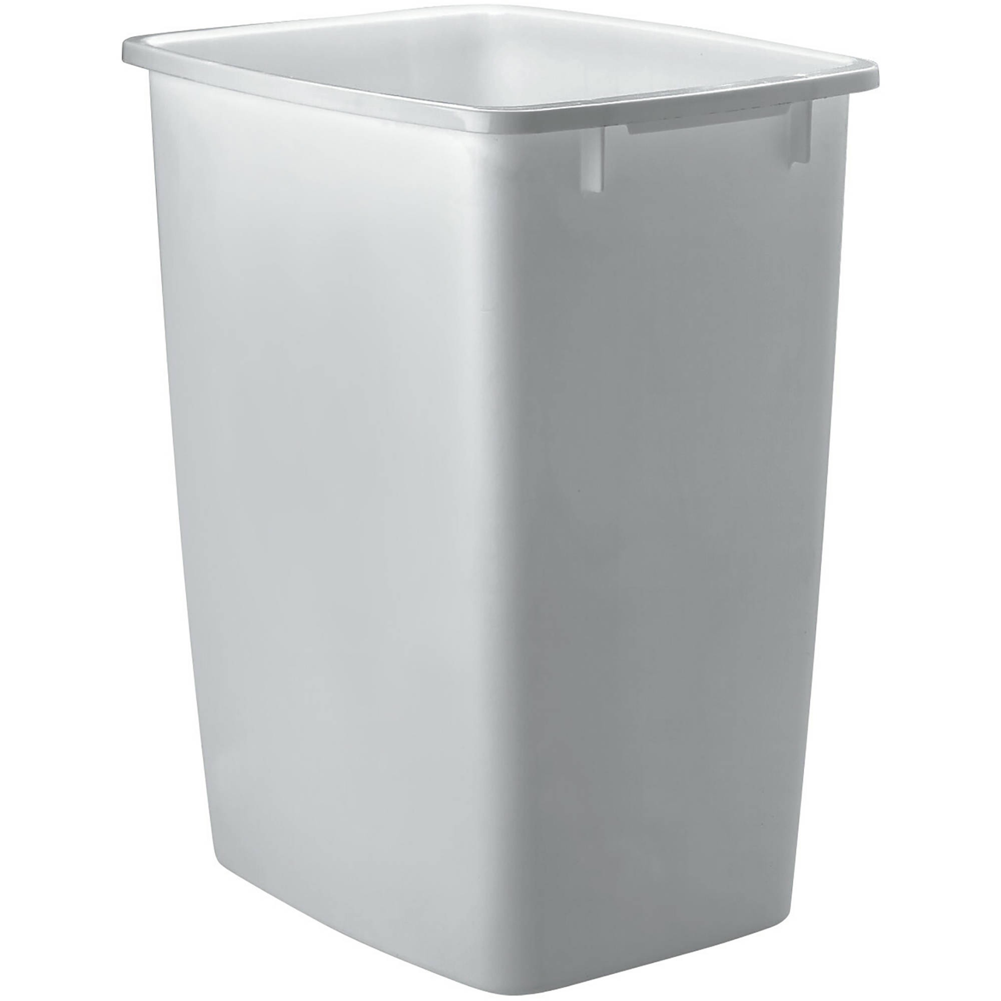 Tall Kitchen Trash Can