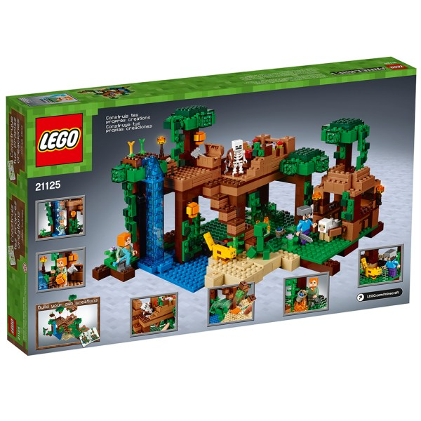 Lego Treehouse Instructions Images Instructions Examples In English