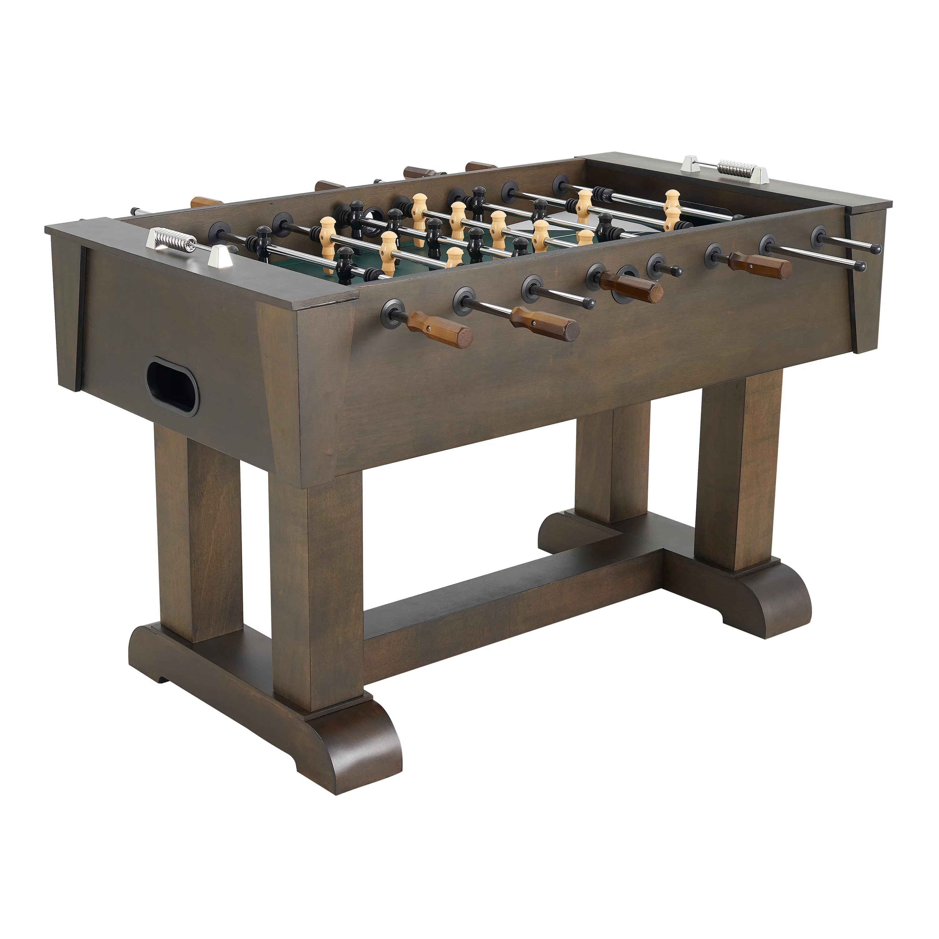 airzone official size wood foosball game table 56 walmart com