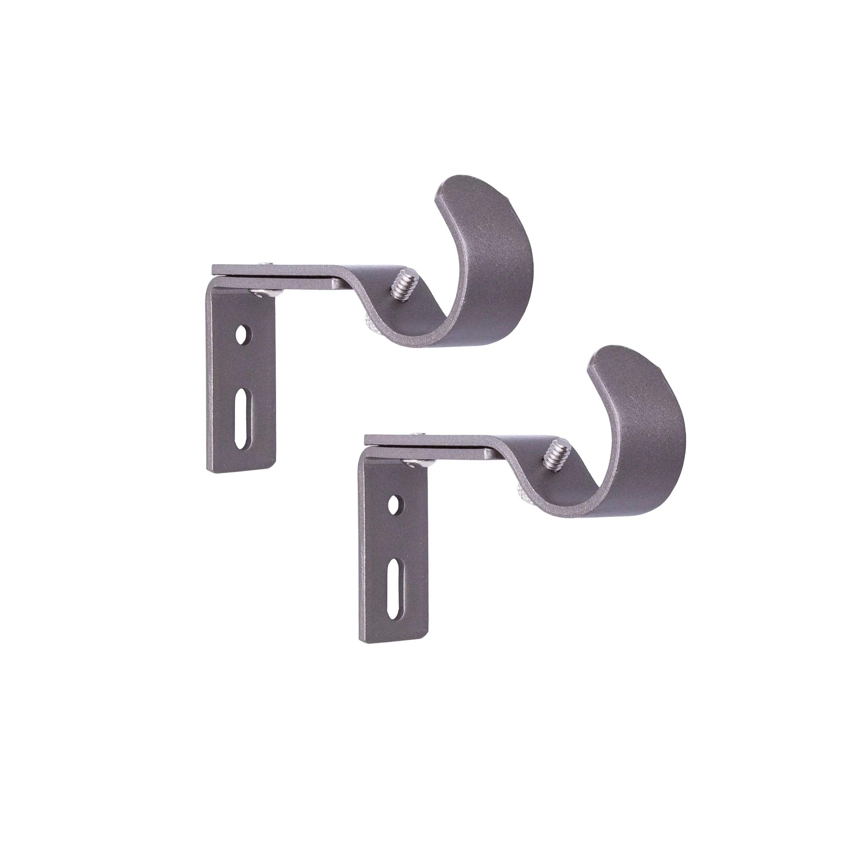 curtain rod holders brackets