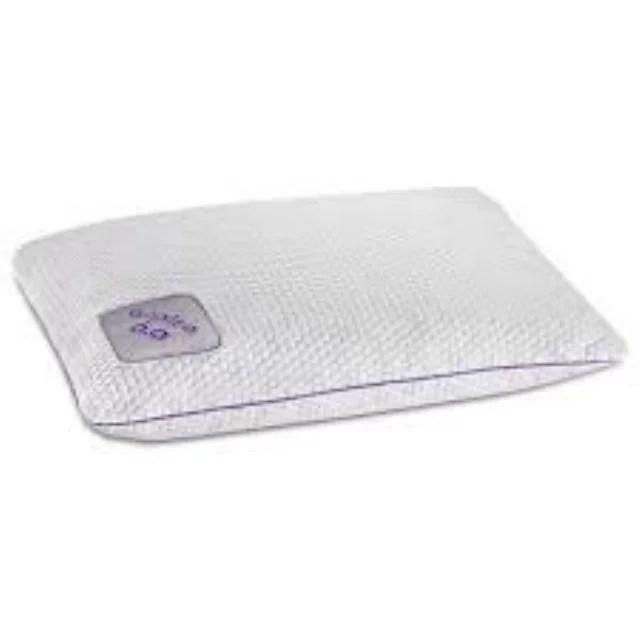 bedgear aspire 0 0 performance pillow cool increased air flow dual comfort
