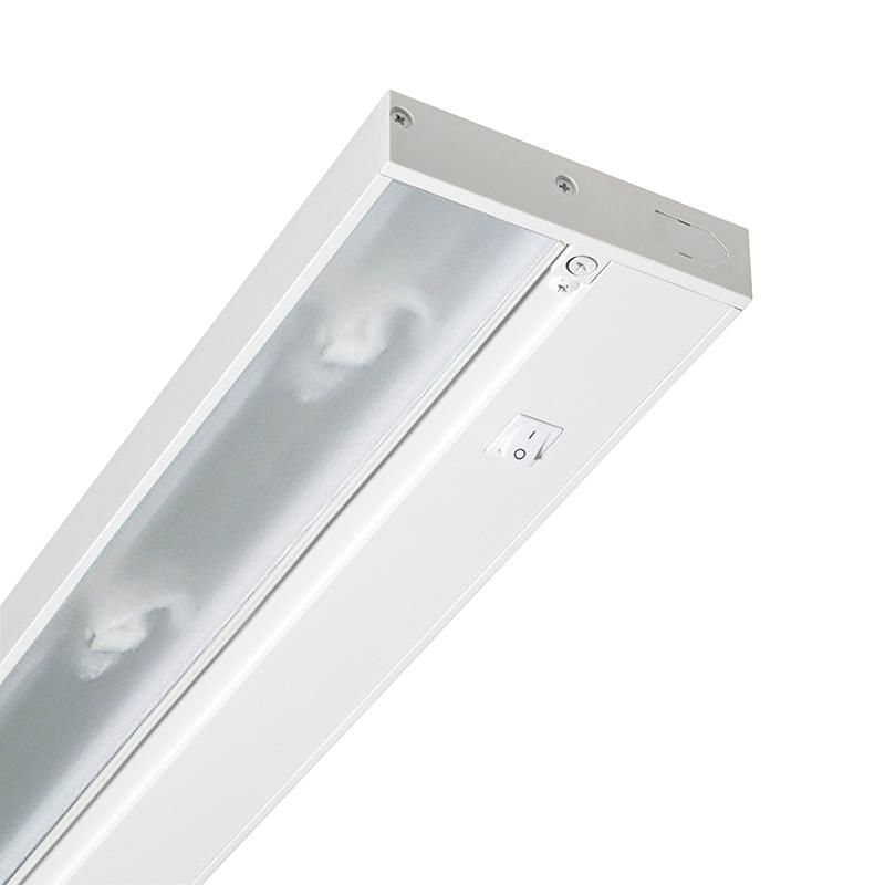 juno lighting upx430 wh 4 light pro series undercabinet light fixture 20 watt 12 volt white upx walmart com