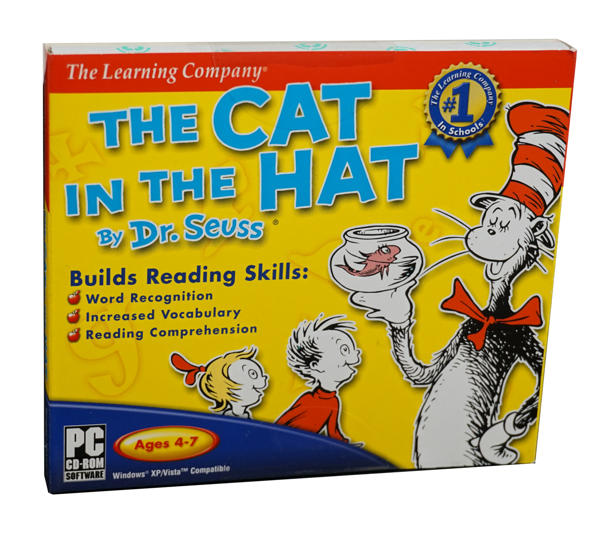 Dr Seuss Cat In The Hat Pc Game