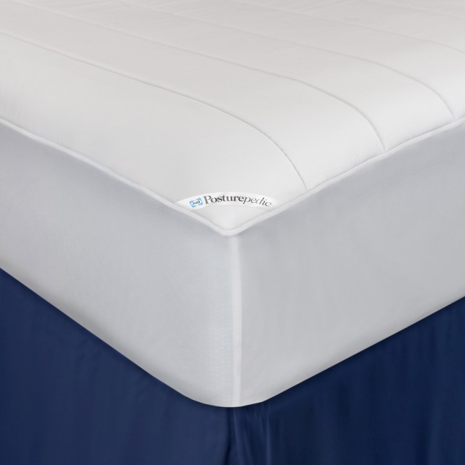 Sealy Posturepedic Cotton Washable Memory Foam Ed Mattress Protector