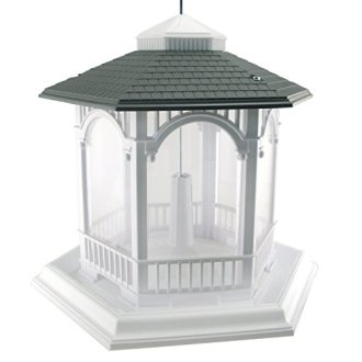 Large Gazebo Bird Feeder   Walmart com Large Gazebo Bird Feeder