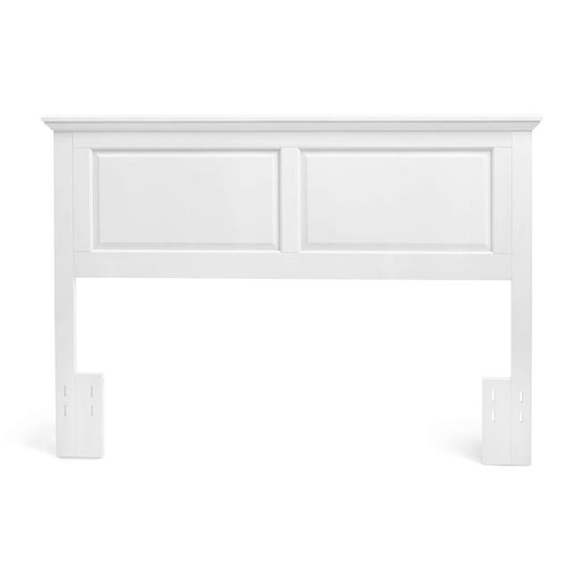 glenwillow home hb45 cg arcadia panel headboard gloss white full size queen size