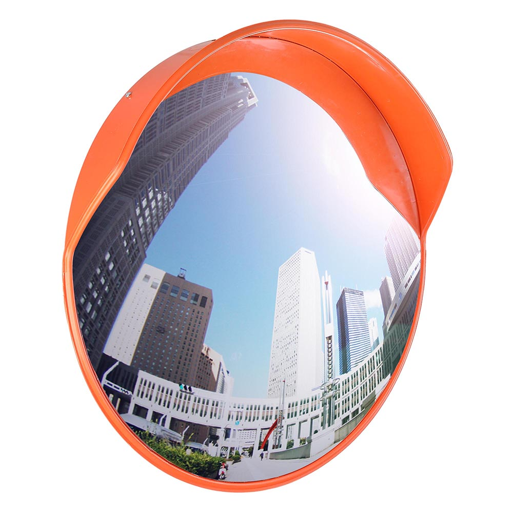 Yescom 24″ Wide Angle Security Convex PC Mirror Outdoor Road Traffic Driveway Safety