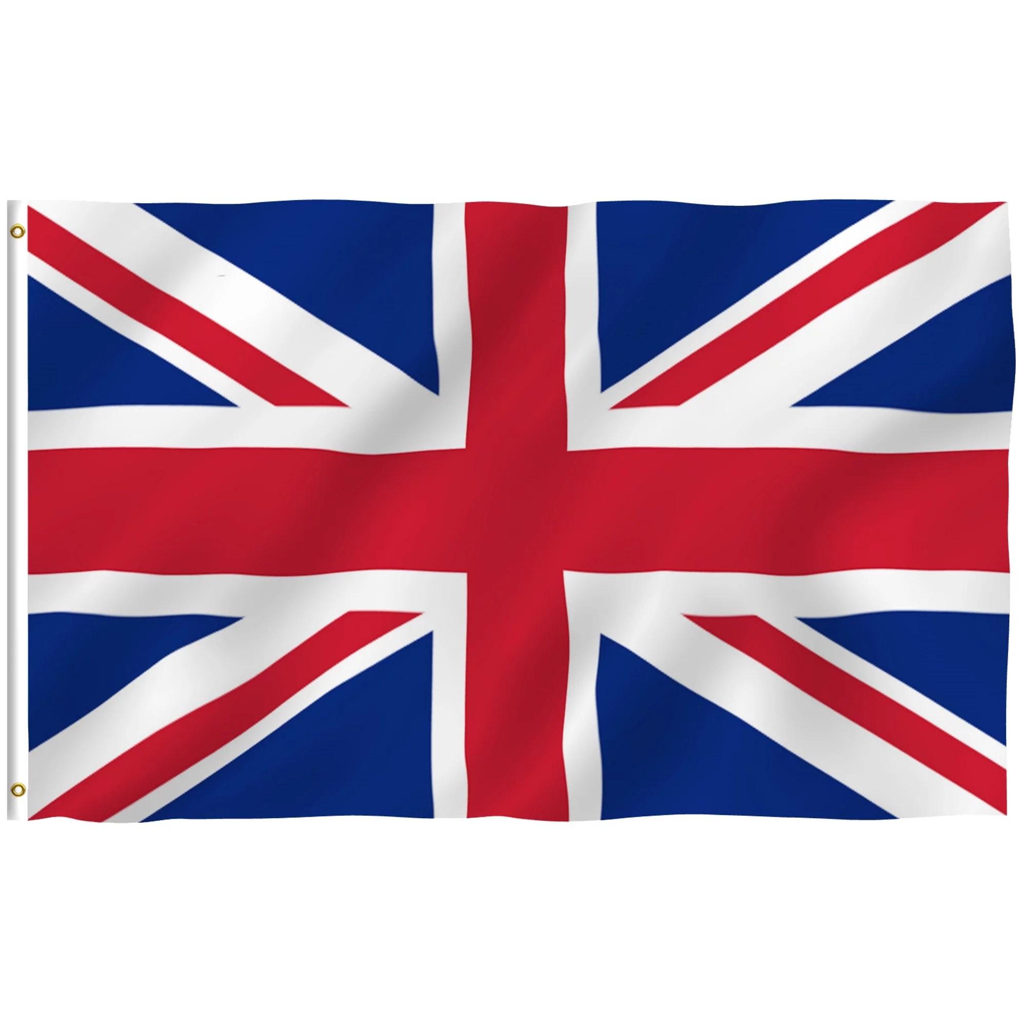 Anley Fly Breeze 3x5 Feet British Flag