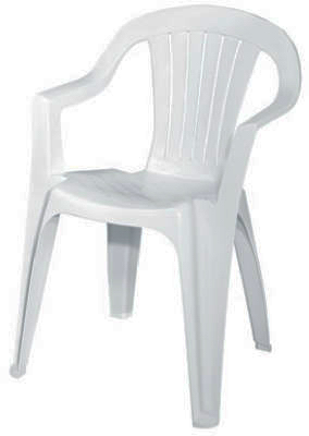adams 8234 48 3704 low back stacking chair white