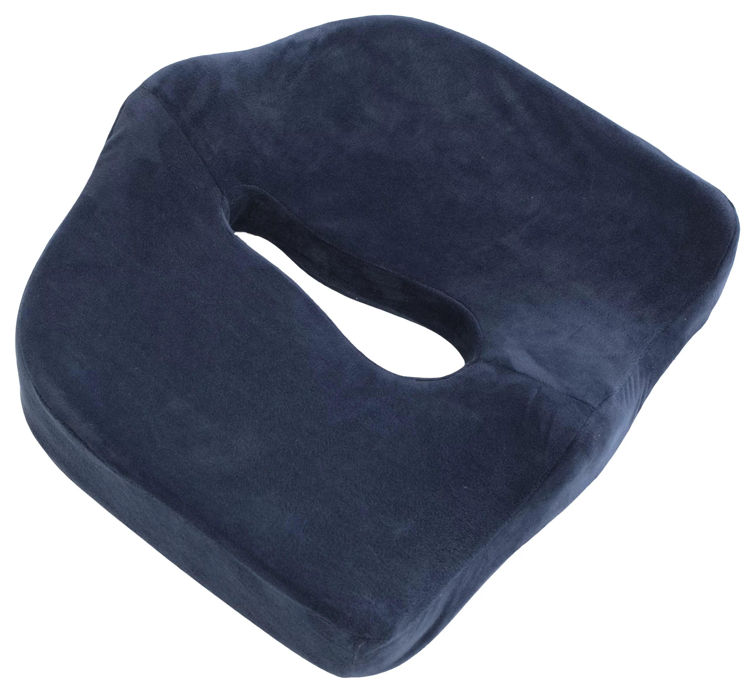 deluxe comfort sciatica cushion for coccydynia pain