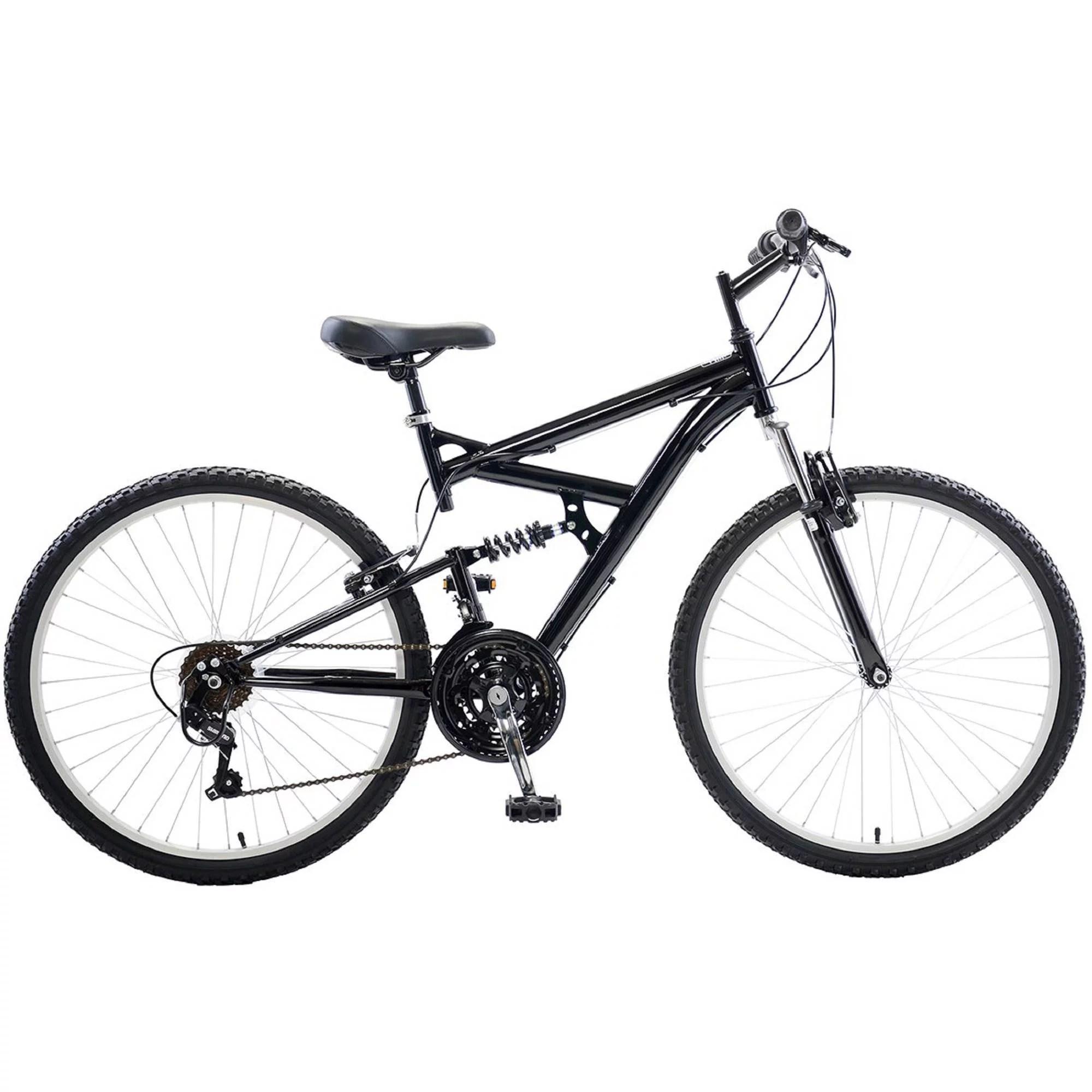 Dual Suspension Mountain Bike 26 In Wheels 18 In Frame
