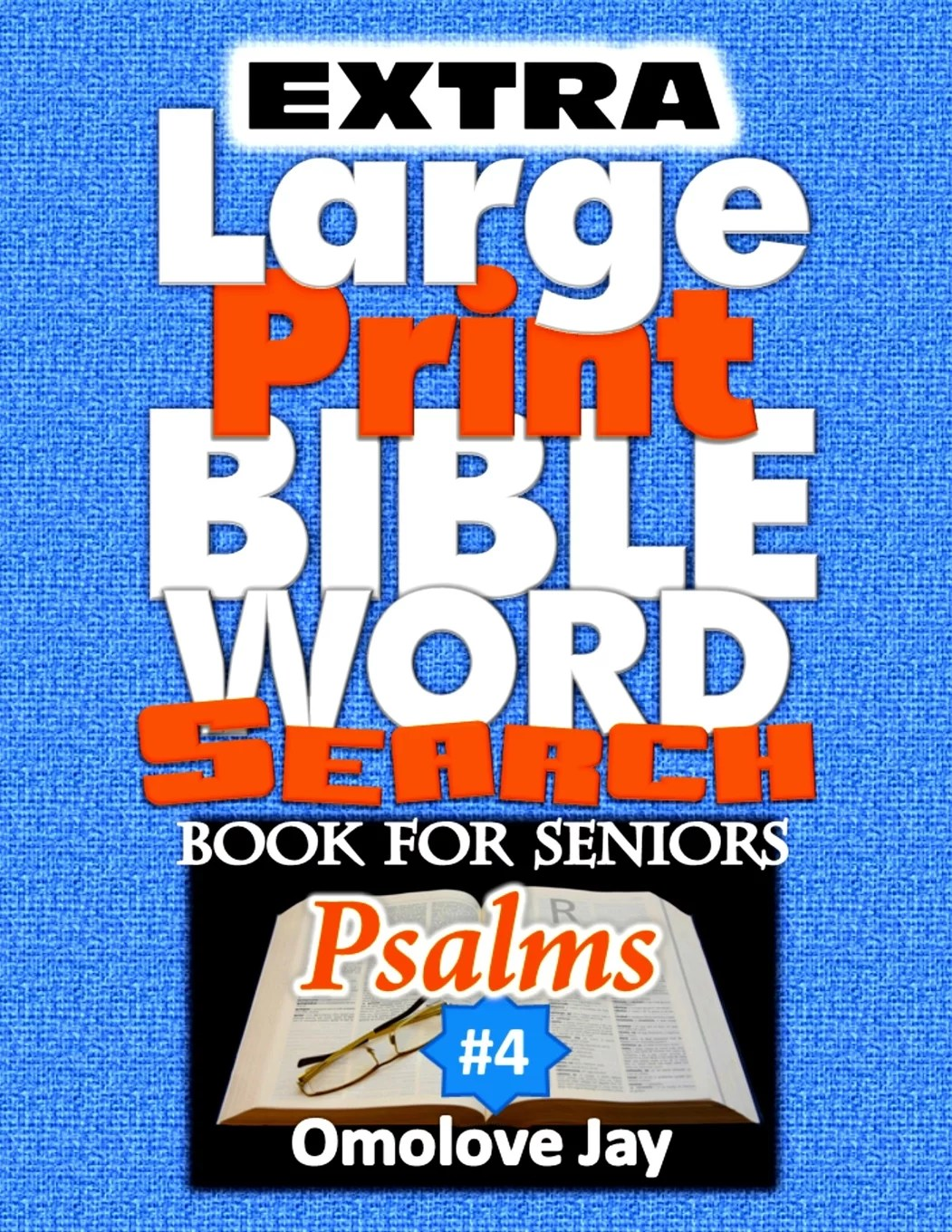 Grandma Favorite Psalms Word Search Edition Extra Large