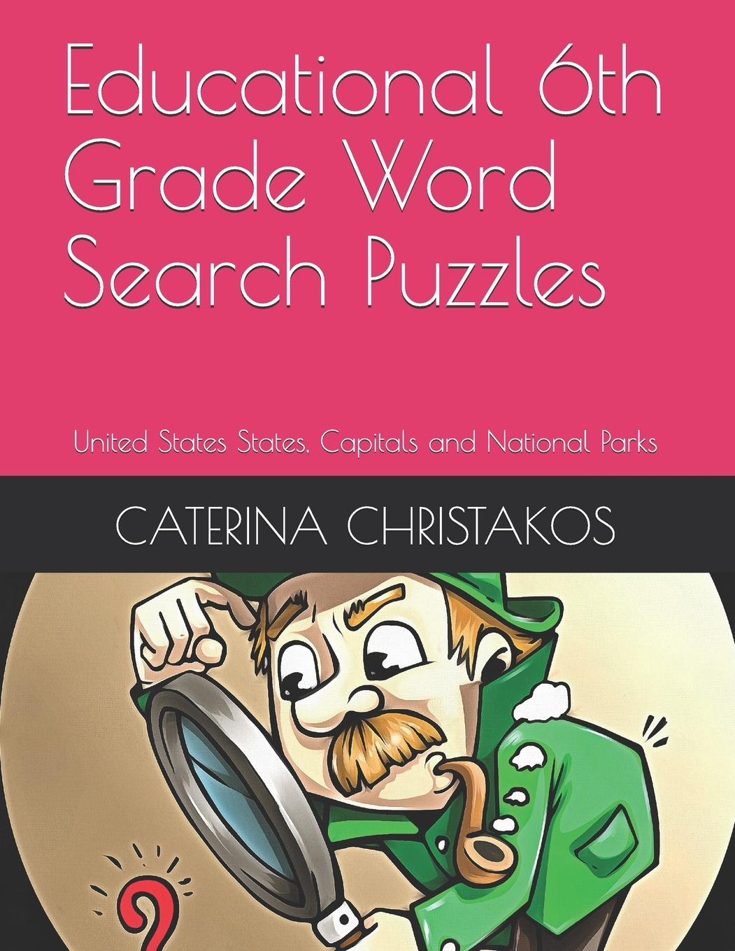 Educational 6th Grade Word Search Puzzles United States
