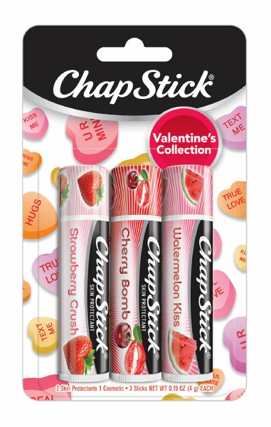 ChapStick Valentines Day Collection Flavored Lip Balm 3