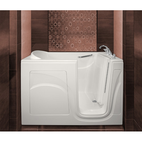 A Walk In Tubs Navigator 54 X 30 Whirlpool Jetted