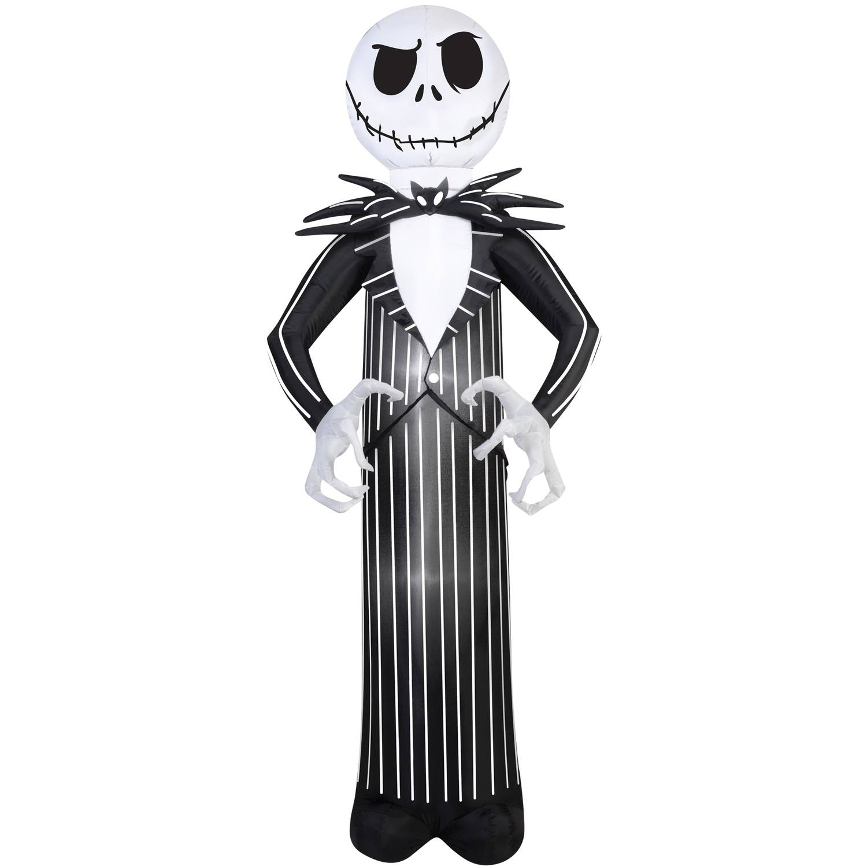 Nightmare Before Christmas Jack Airblown Halloween