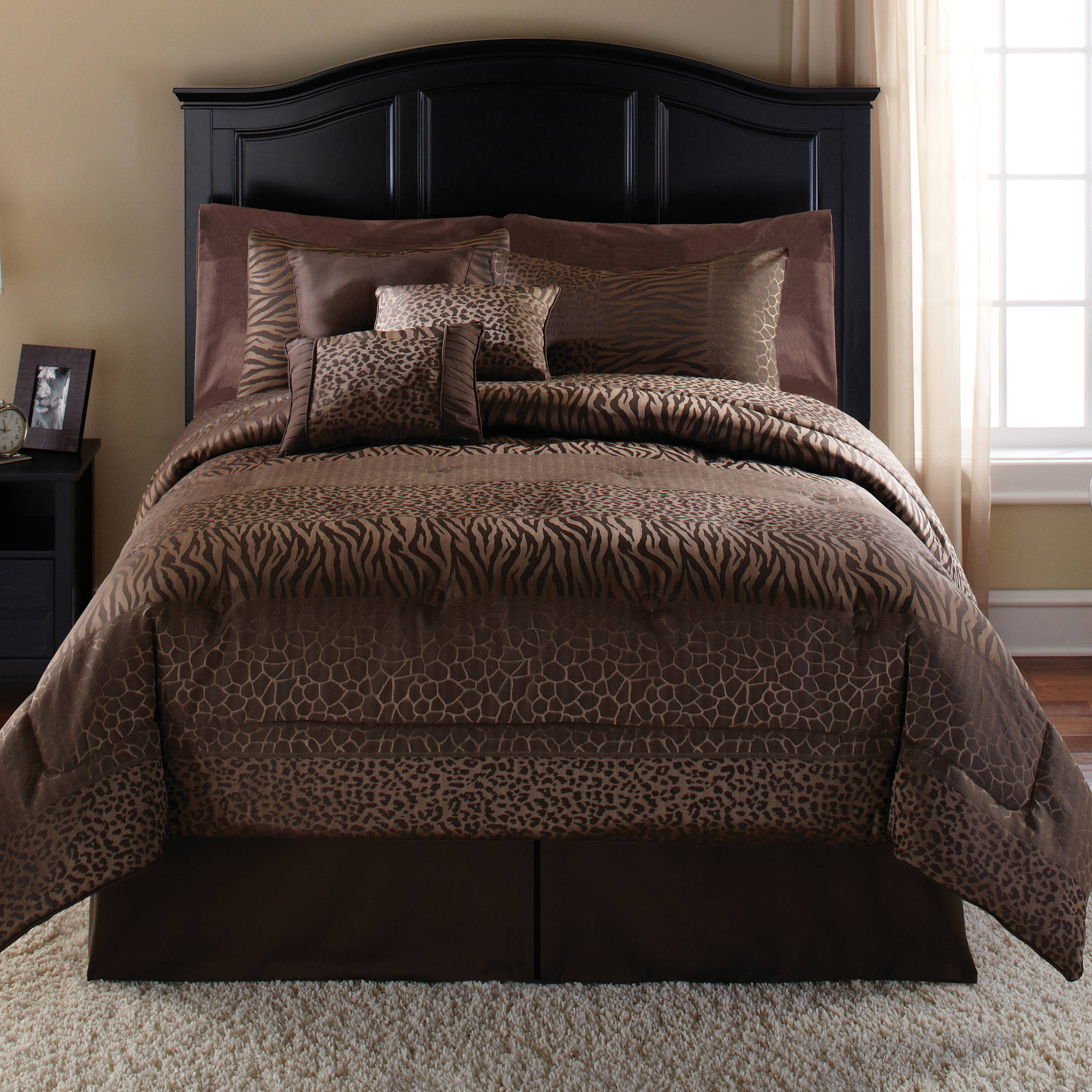 gold comforters walmart com