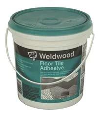 dap weldwood floor tile adhesive clear gallon