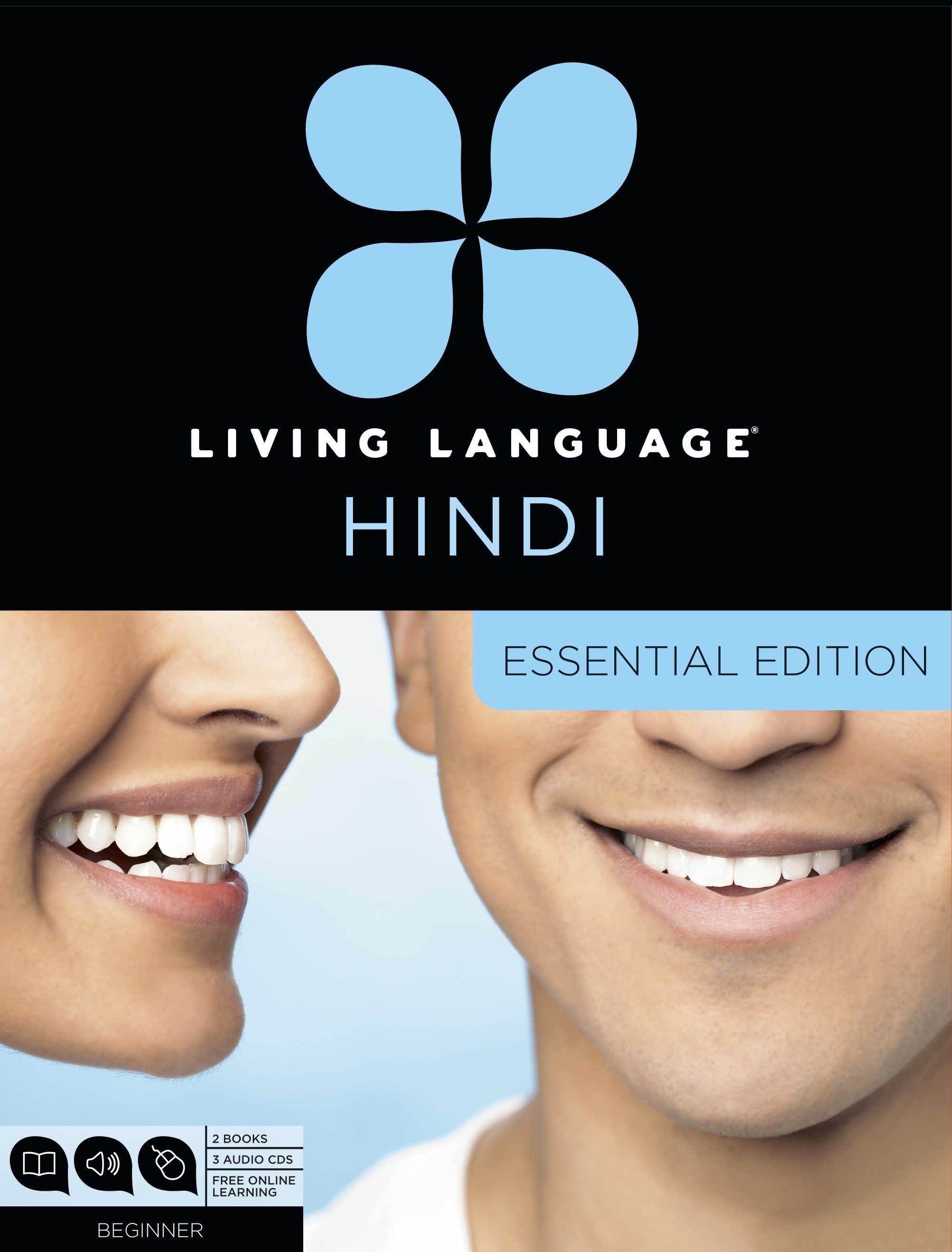 Living Language Hindi Essential Edition Beginner Course Including Coursebook 3 Audio Cds