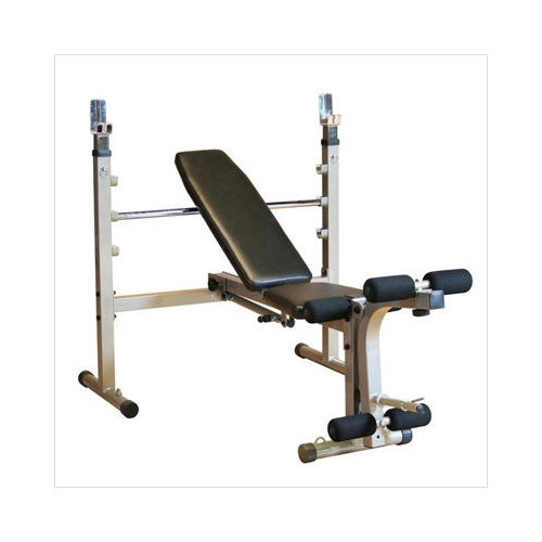 Gold S Gym Xr 10 1 Olympic Weight Bench Walmart Com