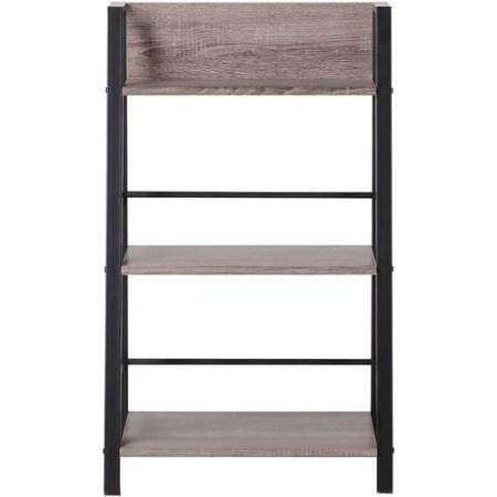 Mainstays 3-Shelf Bookcase, Multiple Finishes