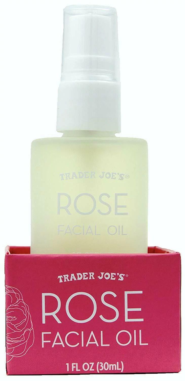 Trader Joe's Rose Facial Oil - 1 FL OZ (30 ML) - Walmart.com ...