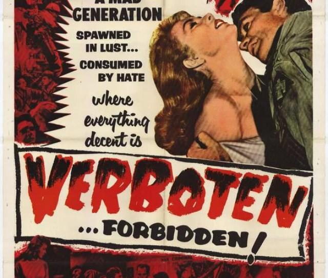 Verboten Poster Movie Mini Promo