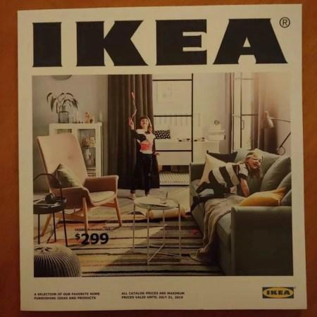 Ikea 2019 Catalog In English Brand New