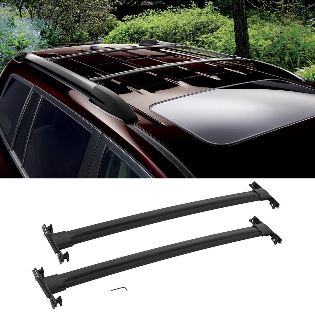 faginey car roof top rack cross bar for toyota highlander all models 08 13 car roof rack roof cross rack